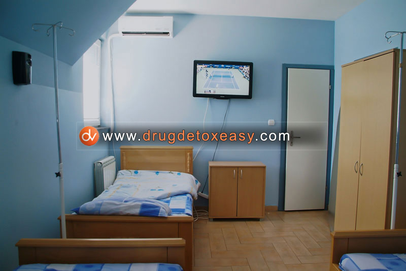 detox from drugs clinic accommodation