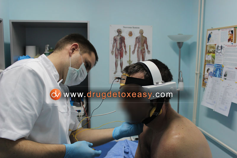 drug detox clinic equipement