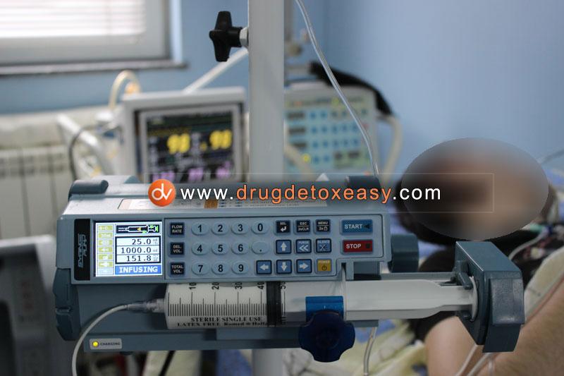 drug detox process