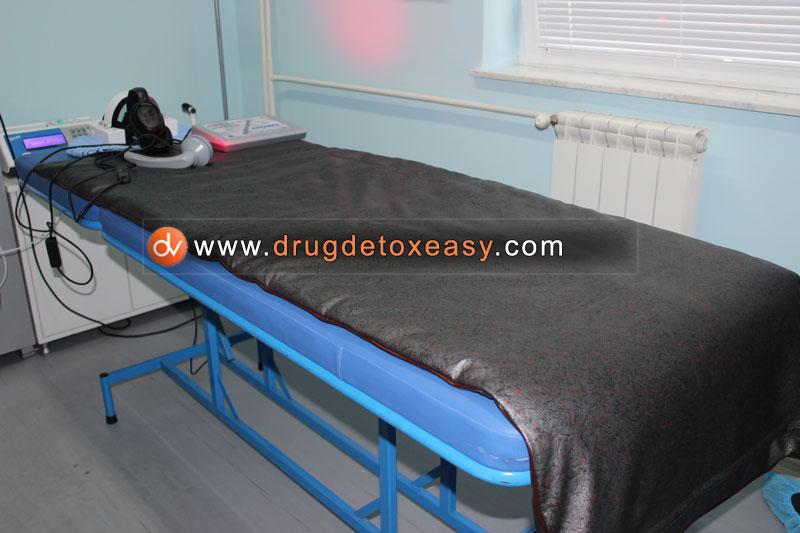 magnetic field drug detox center Dr Vorobiev